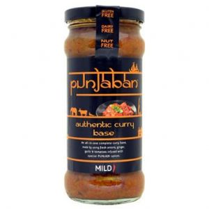 Punjaban MILD Authentic Universal Curry Base | Buy Online at the Asian Cookshop